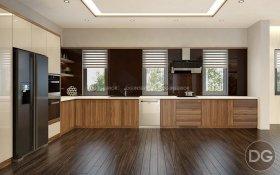 Thiết kế nội thất biệt thự Vinhomes Green Bay Mễ Trì hiện đại