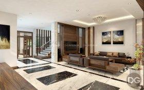 Thiết kế nội thất hiện đại tại Vinhomes Metropolis Liễu Giai