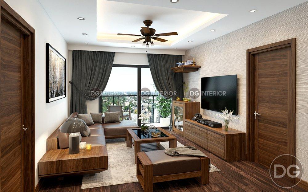 Chung cư Gold Mark City ấn tượng với xu hướng thiết kế mới