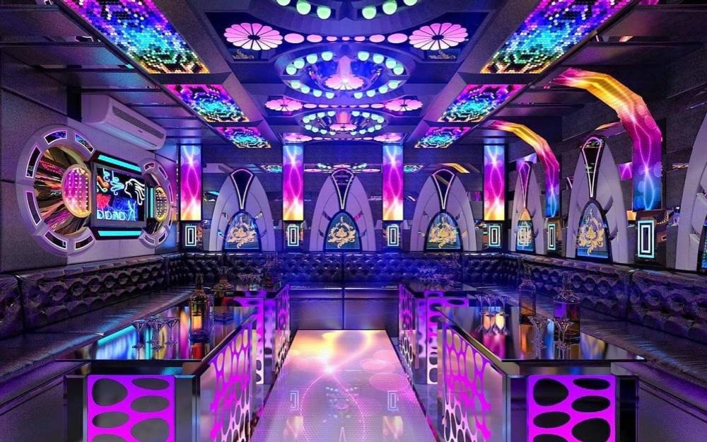Phòng karaoke diện tích nhỏ