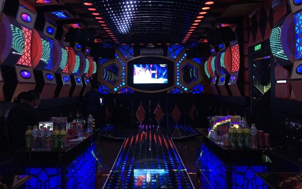 Phòng karaoke phong cách cổ điển